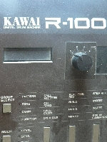 R-100 rom switch exterior