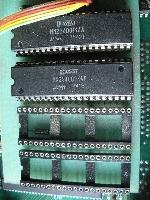 R-100 rom board close